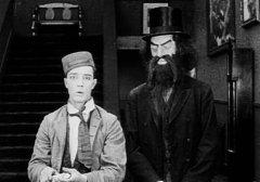 Buster Keaton Bell Boy